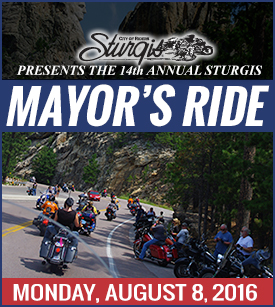 Sturgis Mayor's Ride