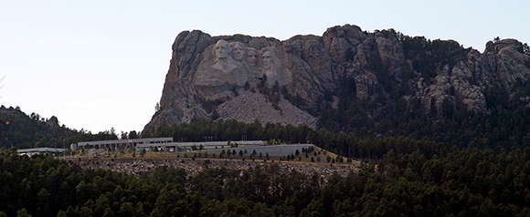 Mt Rushmore, Black Hills South Dakota