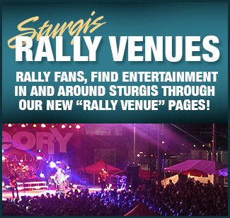 Sturgis Rally Venues