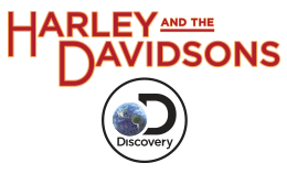 Harley and the Davidsons on Discovery