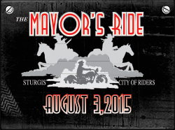 Sturgis Mayors Ride