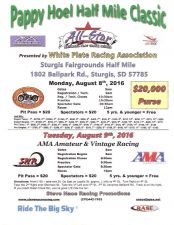 White Plate Racing Association