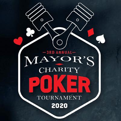Mayor's Charity Poker Tournament